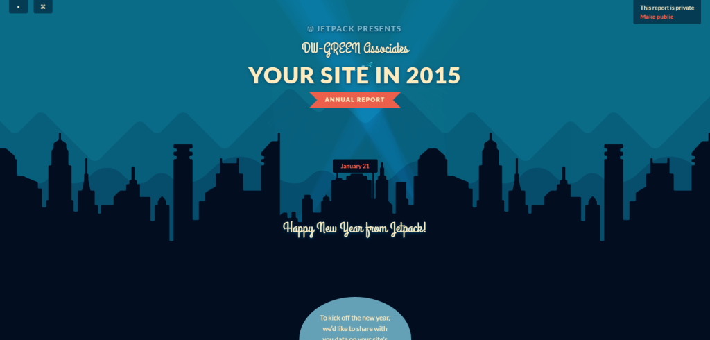 WordPress2015yr